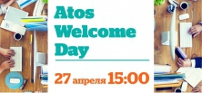 Atos Welcome Day